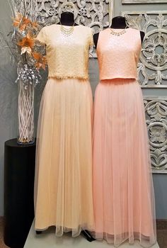 Perfectly Chic New Bill Levkoff Bridesmaids Gowns