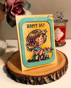 My project for Aloha Friday Challenges using this adorable image Crafty Sentiment Designs. Aloha Friday, Happy Valley, Bee Design, Spring Cleaning, Handmade Cards, I Card, Challenges, Crafty, Projects