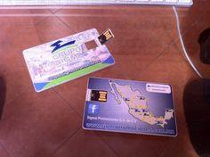 USB-Tarjeta Color Card Wafer Marcado: Foto Impresión