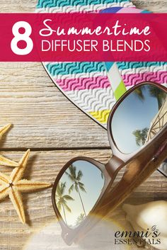 It's time to bring those fabulous scents of summer indoors with these 8 essential oil diffuser blends. http://www.emmisessentials.com/vip/8-summertime-diffuser-blends/