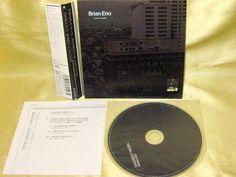 CD/Japan- BRIAN ENO Discreet Music w/OBI mini-LP RARE 2004 DSD VJCP-68702