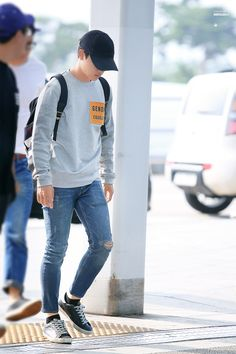 D.O - 150822 Xi'an Airport, arrival from Incheon