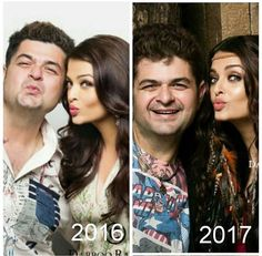 With Dabboo Ratnani