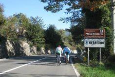 Dura la salita di #Nebbiuno ( #Novara #Piedmont #Italy )