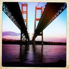 Tacoma Twin Bridges