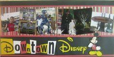 Disney Scrapbook Ideas by frieda