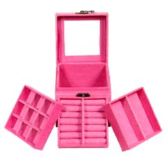 Makeup and Jewelry Box , Make Up Brush - MyBrushSet, My Make-Up Brush Set  - 2