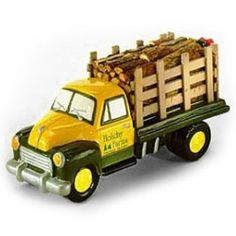 Department 56 Firewood Delivery Truck 56.54864
