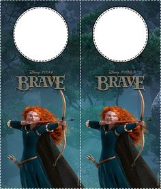Disney's Brave Free Printables, Activities and Coloring Pages | SKGaleana