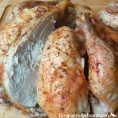 Foolproof Roasted Chicken - The Sparrow's Home Chicken Rice Soup, Chicken Seasoning, Creamy Chicken, Roasted Chicken, Eat More Chicken, How To Cook Chicken, Stuffed Whole Chicken, Rotisserie Chicken, Fresh Herbs
