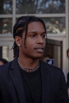 Black Boys, Black Men, Asap Rocky Wallpaper, Lord Pretty Flacko, Rapper, Dreads, A$ap Rocky, Celebrity Crush, Celebrity Dads