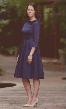 Vintage 1950s Formal Dress- Want