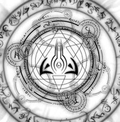 arcane magick | Fma Freya Milton Alchemy/Arcane circle by CaptainRougefaye on ...