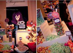 Ultimate Candy Buffet