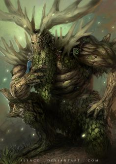 Using a Dryad variant (not the pissy D&D style one). Description from giantitp.com. I searched for this on bing.com/images