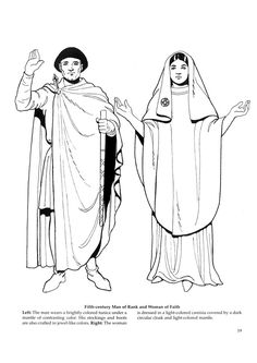 Byzantine Fashions 17