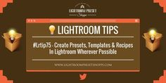 Did you ever want to have a ready reckoner of all the best Tips and Tricks that you can use for Lightroom? Then this is the blog post for you! We have compiled the Ultimate Collection of Lightroom Tips and Tricks in this blog post.