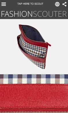 Aquascutum bag on Fashion Scouter.