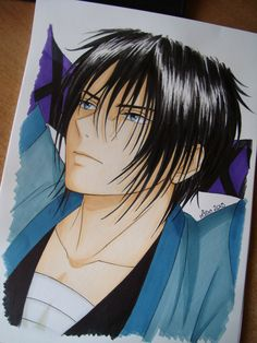Son Hak from Akatsuki no Yona anime