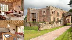 Regal: Astley Castle in Warwickshire has won the RIBA Stirling Prize 2013 for the best new building of the year`