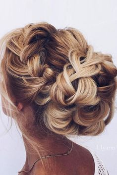 See more: http://www.weddingforward.com/ombre-wedding-hairstyles/ #weddings #hairstyles