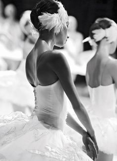 I Want to be a Ballerina, Random Beauty