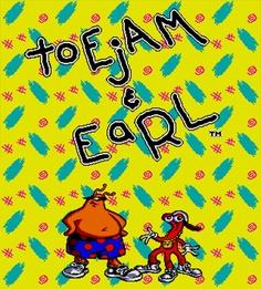 ToeJam & Earl.