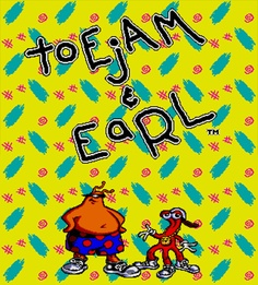 ToeJam & Earl...This is still one of my favorites.