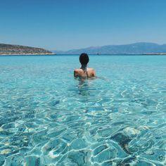 Elafonisos, Greece.  clarintatravels.com