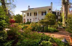 The Fearrington House Inn An Elegant Country Inn located in Pittsboro, North Carolina
