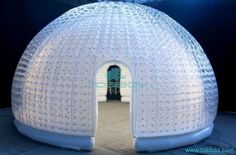 inflatable tent clear bubble