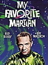 ♔ 1960'S TV MY FAVORITE MARTIAN WITH BILL BIXBY AND RAY WALSTON