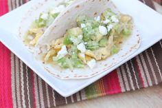 Salsa Verde Breakfast Tacos Recipe on Yummly