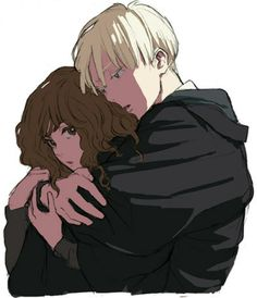 Dramione-Harry Potter Hermione+Draco