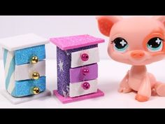 How to make LPS drawers - YouTube