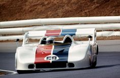 Another version of the Monster, Peter Gregg, Porsche 917/10 1972 Can Am series.