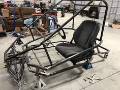 Spider carts Grand Daddy build - DIY Go Kart Forum Build A Go Kart, Diy Go Kart, Go Kart Steering, Triumph Motorcycles, Homemade Go Kart, Go Kart Plans, Model Truck Kits, Beautiful House Plans, Golf Cart Accessories