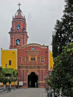 ¿Por qué no disfrutar un fin de semana con sabor a México? #plandefindesemana #SaboraMéxico Cholula, Puebla #México