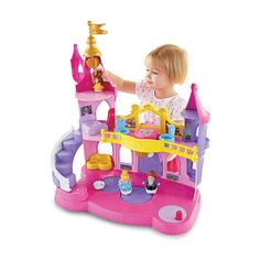 Fisher-Price® Disney Princess Musical Dancing Palace By Little People®