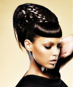 Brilliant 1000 Images About Relaxers Black Hair On Pinterest Relaxed Hair Hairstyle Inspiration Daily Dogsangcom