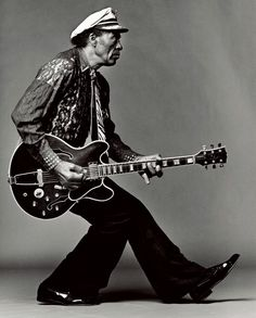 Chuck Berry by Mark Seliger