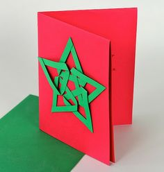 Ashbee Design: DIY Christmas Cards • Woven Paper Designs