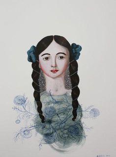 Anne Siems: Paintings