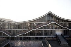 Photography: Wang Shu Projects, by Clement Guillaume Photography: Wang Shu Projects (38) – ArchDaily