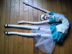 Poupée écharpe Alice