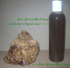 As salaamu alaikum & Hello, ladies .  For awhile now I've been using black soap to shampoo my hair.  I was using Dr. Bronners, But I like ...