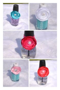 Nail Polish Favors - Found at FairyTotes Couture on Etsy