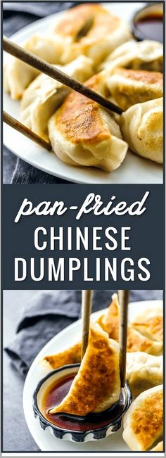 Perfecto Pan Fried Chinese Dumplings Recipe for busy weeknight and days!. // CLICK THROUGH TO SEE FULL DETAILS // Chinese Food, Chinese Food Cooking Tips, Easy Chinese Food Meal Prep, Easy Chinese Food Recipes, Chinese Food Recipes, Chinese Food Meal Prep, Easy Chinese Food Cooking Tips, Chinese Food Meals, Easy Chinese Food Meals. Happy Cooking!!