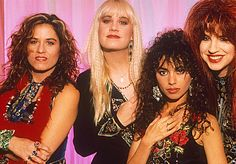 80's girl bands bangles | Back in the day: The Bangles - Girlbands: where are they now ...