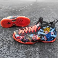 cheap for discount 80d7c 9650c ... coupon for nike air foamposite pro voltron custom kicks and under 28537  47165